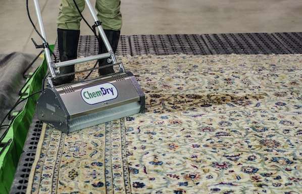rug cleaning equipment